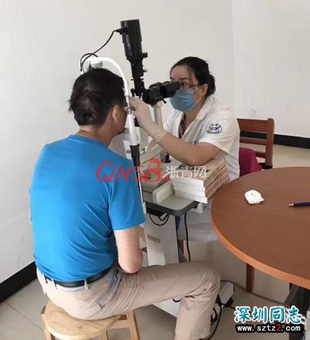 浙江一中年男子半年来视力持续下降 一查竟是艾滋病