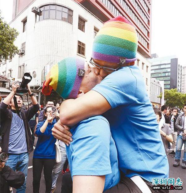 台湾明年起同性伴侶也可承租北市公宅