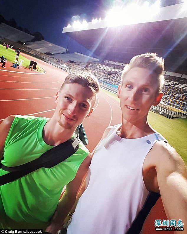 澳洲田径同性运动员将结婚 成合法化首批新人