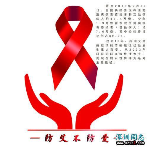 原来,多数人都误会了艾滋病!