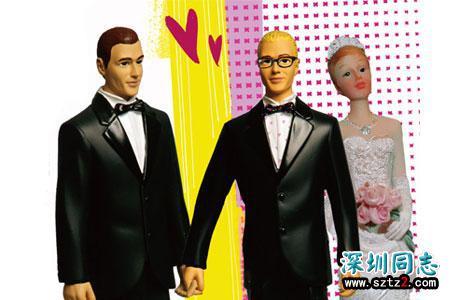 """和国内""""形婚""""的同性恋人群聊聊"""