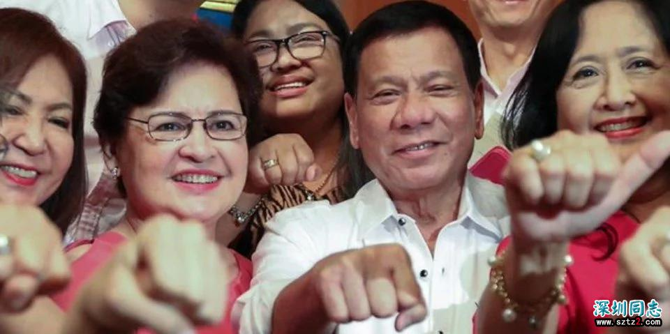 菲律宾总统杜特尔特希望同性婚姻合法化,但不希望离婚
