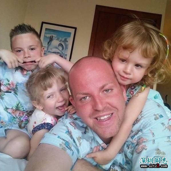 33岁英国单身男士,领养4个患病孩子却备受质疑,只因他是同性恋
