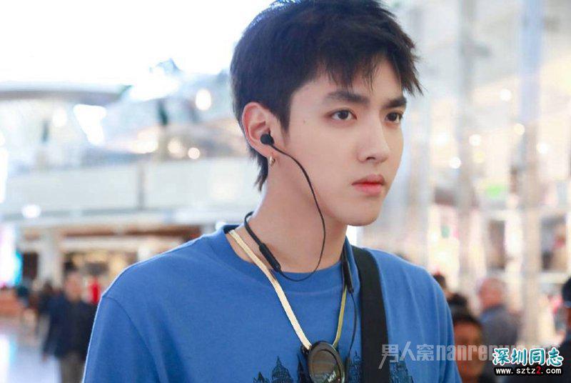 吴亦凡回国新发型 适合男生夏天剪的发型