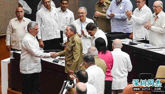 """古巴着手""""大尺度""""修宪:涉经济开放与同性婚姻"""