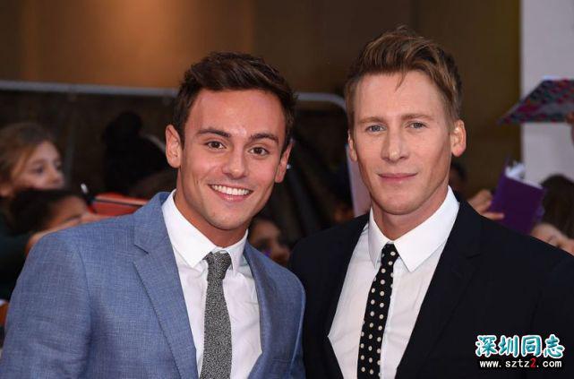 英国跳水名将戴利登报宣布当爸 与同性伴侣代孕得子