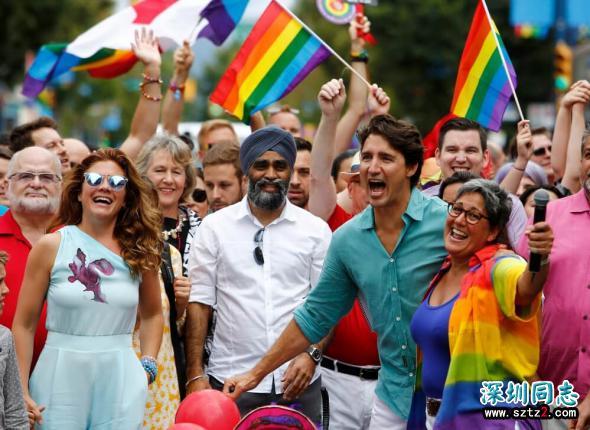 加拿大一男子在同性恋骄傲大游行发救恩册子 面临2年监禁
