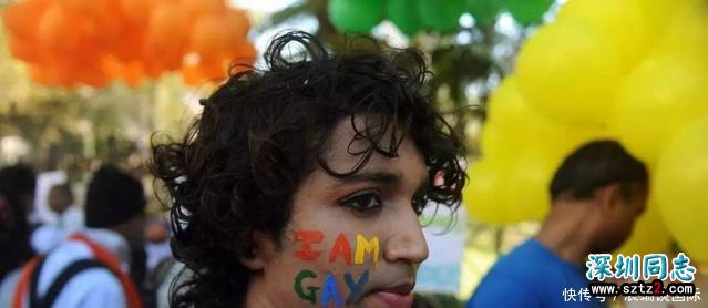 """印度农村对同性恋者进行家庭""""内部矫正"""",爱应不应该分性别"""