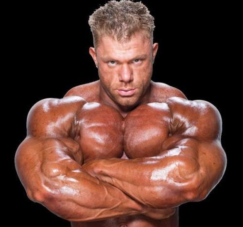 宽肩膀天生的?不,你可以改变这个练出宽肩膀!