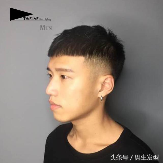 比寸头还帅!男生剪这4款短发型,清爽又有型