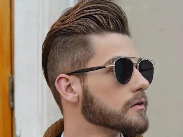 根据脸型配发型,让你帅的更有灵魂